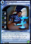 Jedi Sentinel (card)