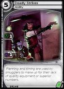 Deadly Strikes (card)