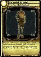 Pa'lowick Greeter (card)
