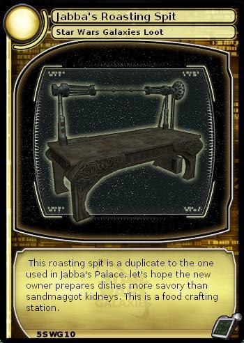 Jabba's Roasting Spit