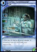 CorSec Commissioner (card)
