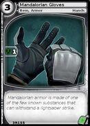 Mandalorian Gloves (card)