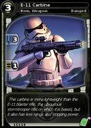 E-11 Carbine (card)