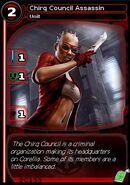 Chirq Council Assassin (card)