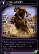 Tusken Bantha (card)