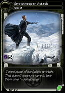 Snowtrooper Attack (card)