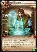 Rebel General (card)