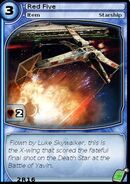 Red Five (card)
