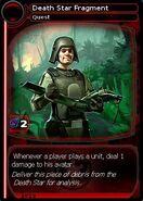 Death Star Fragment (card)