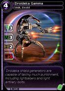 Droideka Gamma (card)