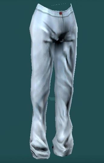 Prison Guard Pants (Schematic)