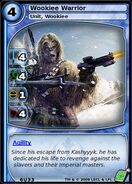Wookiee Warrior (card)