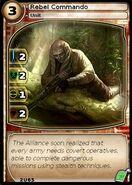 Rebel Commando (card)