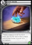 Hoth Geode (card)