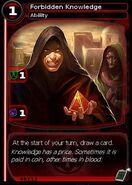Forbidden Knowledge (card)