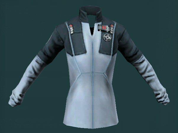 Prison Guard Jacket (Schematic)