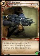 E5 Carbine (card)