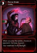 Force Drain (card)