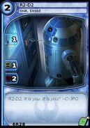 R2-D2 4 (card)