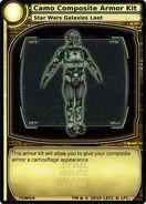 Camo Composite Armor Kit (card)