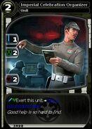 Imperial Celebration Organizer (card)