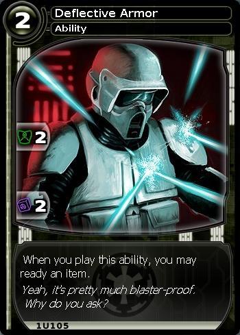 Deflective Armor (card)
