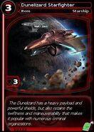 Dunelizard Starfighter (card)