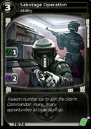 Sabotage Operation (card)