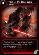 Trials of the Blackguard (card)