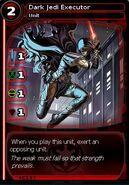 Dark Jedi Executor (card)