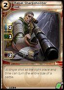 Rebel Sharpshooter (card)