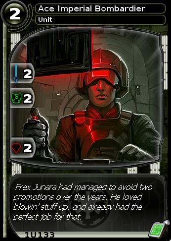 Ace Imperial Bombardier (card)