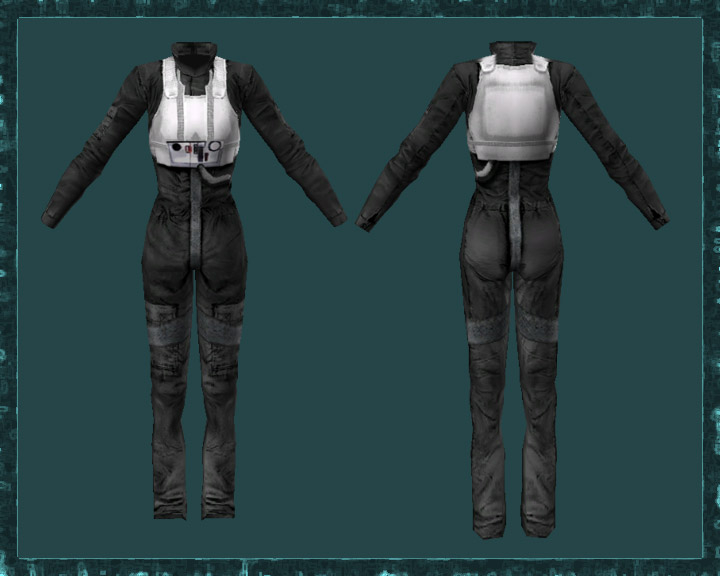 Imperial Life Support Flight Suit