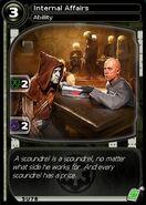 Internal Affairs (card)