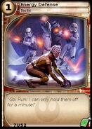 Energy Defense (card)