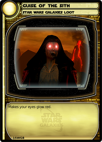 Guise of the Sith (card)