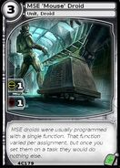 MSE 'Mouse' Droid (card)