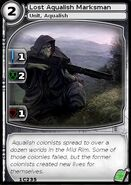 Lost Aqualish Marksman (card)