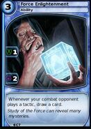 Force Enlightenment (card)