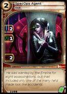 SpecOps Agent (card)