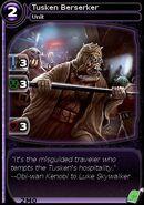 Tusken Berserker (card)
