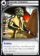Aa'kuan Champion (card)