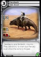 Dewback (card)