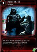 Force Choke (card)
