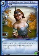 Singing Mountain Rancor Trainer (card)