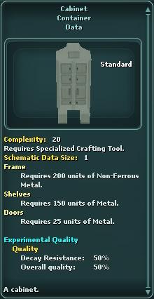 Cabinet (elegant)