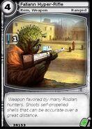 Fallann Hyper-Rifle (card)
