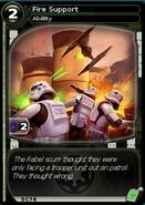 Fire Support (card)