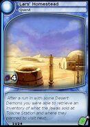 Lars' Homestead (card)