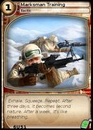 Marksman Training (card)